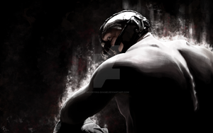 The Masked Man by My-Crying-Shame