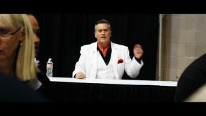 Bruce Campbell by slasherman
