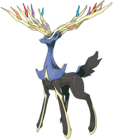 Xerneas by revenantanime