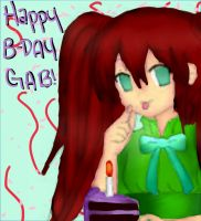Happy Birthday! by polopolo1012