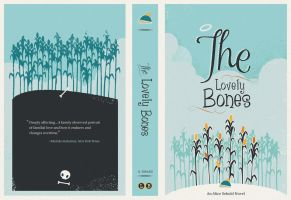 The lovely bones book cover by melito