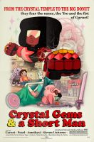 Crystal Gems and a Short Man by alfredofroylan2