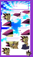 HOW TO COLOR IN PAINT VERSION 2003 - PART 5  PAINT by usagisailormoon20