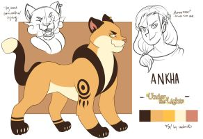 [UTL] Ankha ref by SadMilks