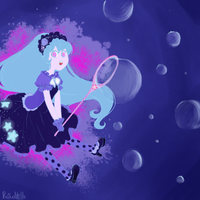 Bubbles by RogueMills