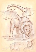 Manticore by RexKing
