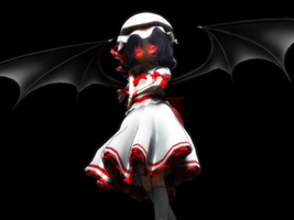 mmd c'mell remilia by DragonStar9