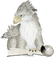 Fledgling Griffin by simperingidiot