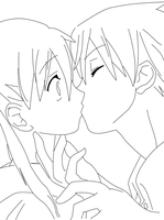 Souul and maka fanmade by Souuleaater