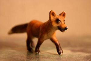 Red Fox - Bullyland by CrocodileRawk