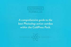 ColdPress Photoshop Actions Free Gift by filtergrade
