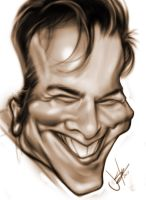 Jimmy Palmiotti Caricature by starr2099