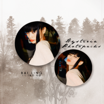 Photopack 576 // Bai Ling by HysteriaPhotopacks