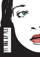 Fiona Apple's poster by Hikaru-Fer