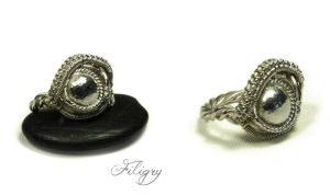 Silver Ring Dreams by FILIGRY