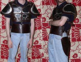 leather armour modding again by Meow-chi