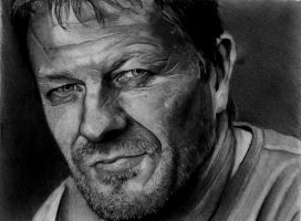 Sean Bean by GalleyArts