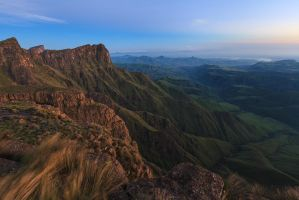 South Saddle by carlosthe