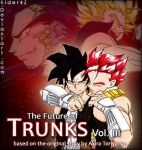 FutureOfTrunks: Vol. III Cover by Rider4Z