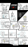 A nightmare with Bill Cipher- Part 1? by MeeeLifer