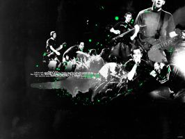 Linkin Park Wallpaper by go-avi
