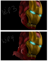 Man of Iron (WIP 2) by AStolenRelic