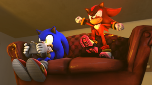 wrong controller. by Tesla-That-Hedgehog