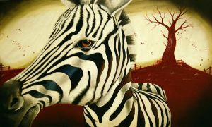 Zebra Dreams.. by sacroiliac