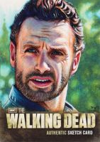 The Walking Dead - Rick Grimes AP 2 by Trev--Murphy