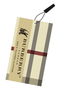 Burberry Tag by asaleem