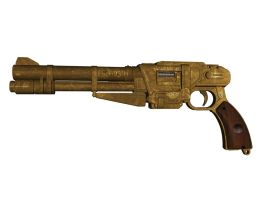 14mm Hand cannon by ex-pacifist