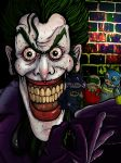 The Joker- Just a Little Prick by JackSkelling10