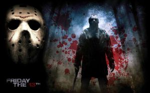 Friday the 13th remake WP by Orlock