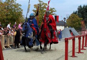 Knight in chateaugiron 1 by chavi-dragon