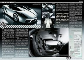 LAMBORGHINI articles I by IVYangelica