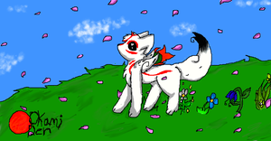 Okamiden by Orfusefox