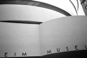 Guggenheim Abstract by captainslack