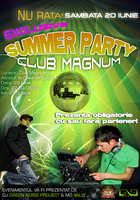 Afis Club Magnum by vander90