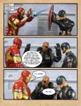 Nick Fury is Home by GhostLord89
