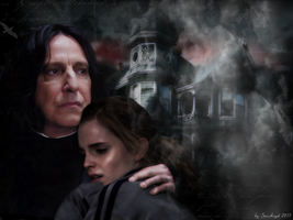 .:Severus and Hermione:. by SeverusSnapesAngel