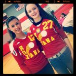 Volleyball.!(: by ChocolateThunderO-o