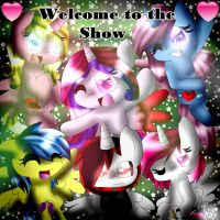Welcome to the Show DA mane six Preview by PokeloidPachiViray