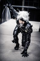 Revengeance Raiden - I'm Just the Reaper by effektdmentality