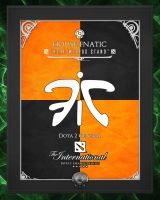 TI3 Banners - Fnatic.EU by goldenhearted