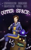 TEA IN OUTER SPACE by Tuinen
