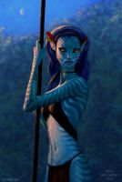 Neytiri Photo by camelia2000