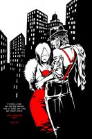 A Dame to Kill For by manic-pixie