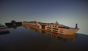 Vespucci River Cruise by MinjoltGaming