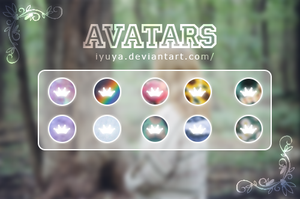#Avatars by iYuya