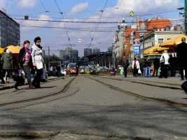 Katowice market 2 by michal1995